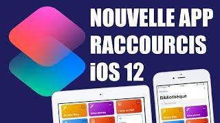App Raccourcis : Modifier les dimensions et le format d'une photo sur iPhone ou iPad