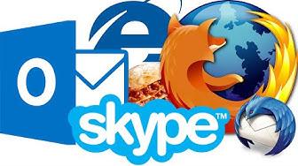 [Deutsch] Firefox/Skype/Outlook etc. Passwörter auslesen!