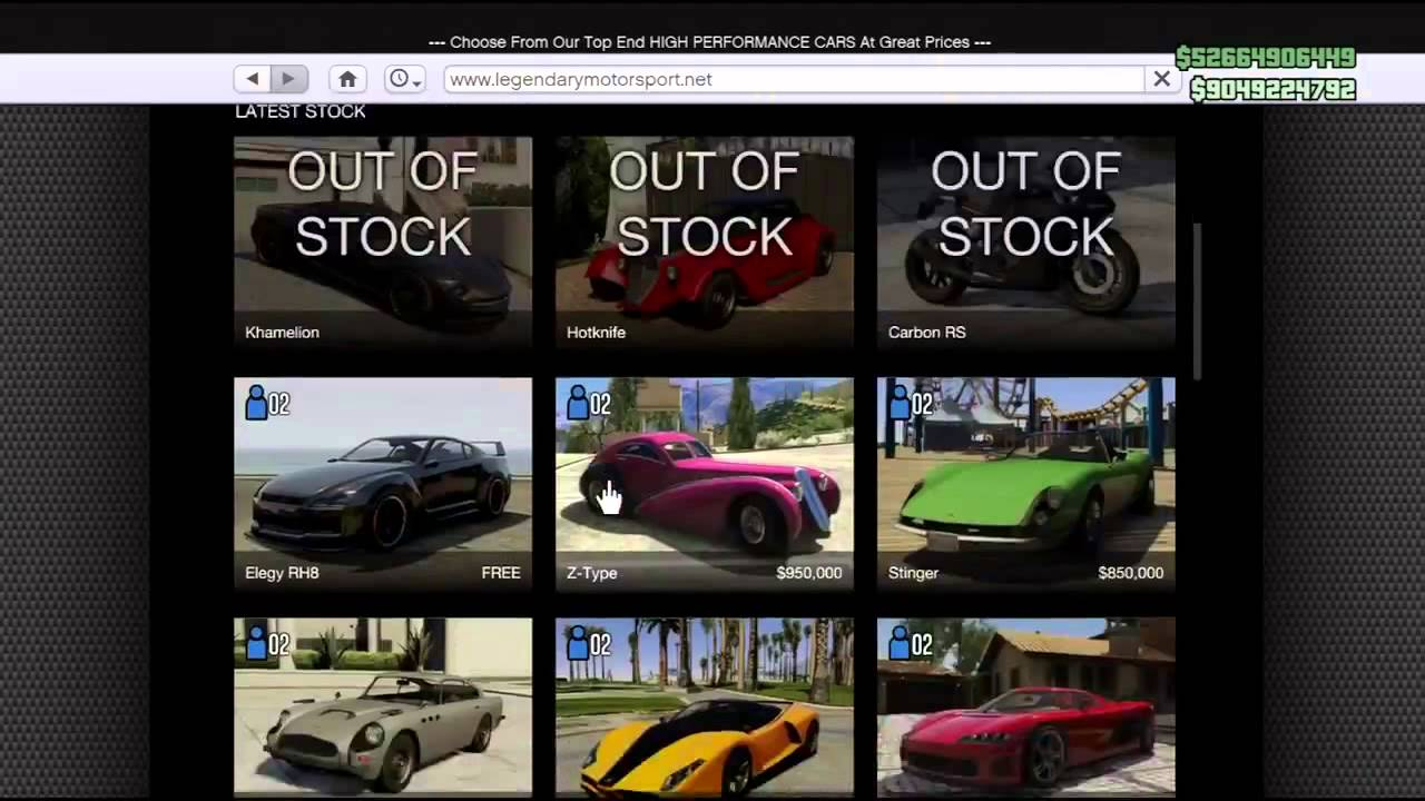 Gta Online How To Insure A Car