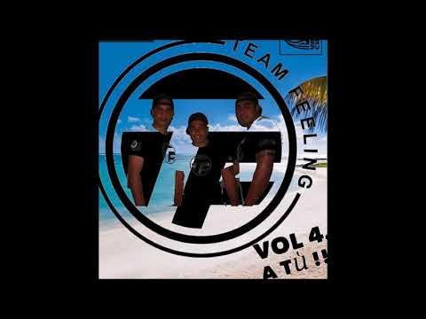 08 Team Feeling Vol 4 - Bleu Du Ciel