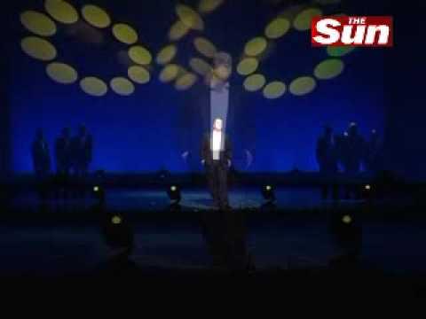BRITAINS Got Talent singer 2009 - Jamie Pugh - Lies Miserables