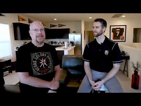 Knight Life - Brian Slagel talks hockey & metal