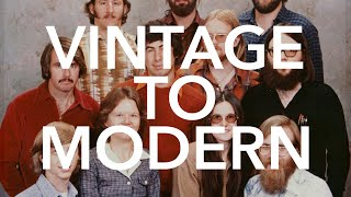 How to Design a Modern Collection from Vintage Inspiration