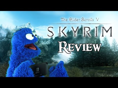 Skyrim Review Switch │ I Guess This Is My Life Now