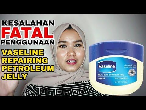 Vaseline Repairing Petroleum Jelly Review 1 Bulan Penggunaan Dwiyatifahrini Youtube