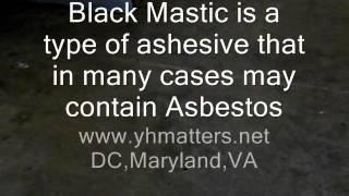 Asbestos Air Test