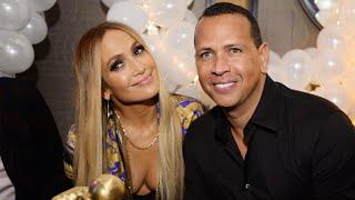 Watch Alex Rodriguez's Swoon-Worthy Video for Jennifer Lopez's 50th Birthday
