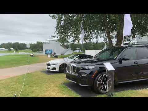 What A Sponsor Activation Looks Like: BMW At 2019 Fed Ex Cup PGA Championship