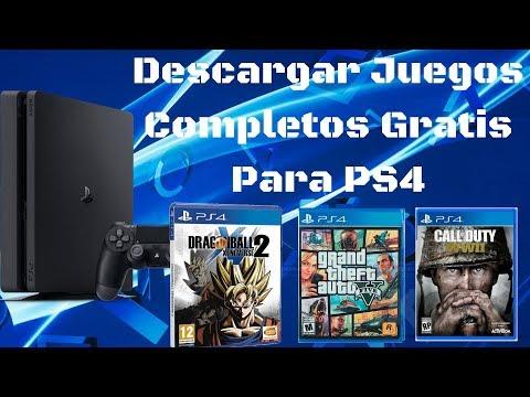 Descargar Juegos Gratis Ps4