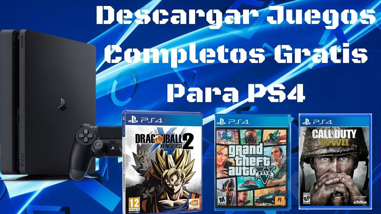 Descargar Juegos De Ps4 Gratis En Cualquier Version Octubre 2018