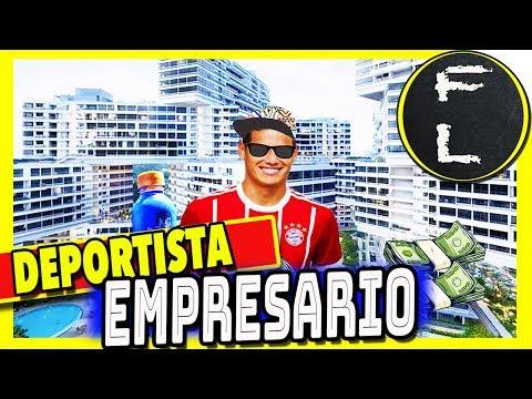 Mira Este Video! Negocios Ocultos de James Rodriguez Millonario deportista empresario Jugador Futbol