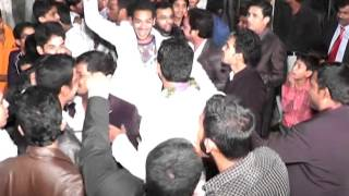 hyderabadi teen maar dance on 28/12/2014