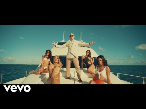 Pitbull, Stereotypes - Jungle (Official Video) (Clean Version) ft. E-40, Abraham Mateo