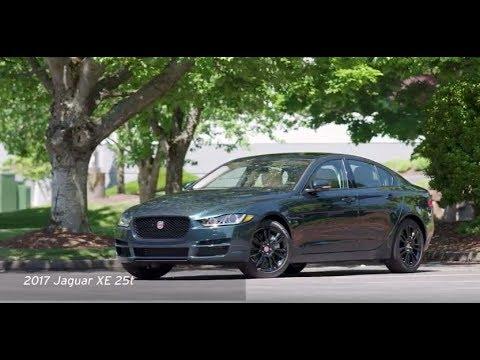 2017 Jaguar Xe 25T >> 2017 Jaguar Xe 25t Review Autonation