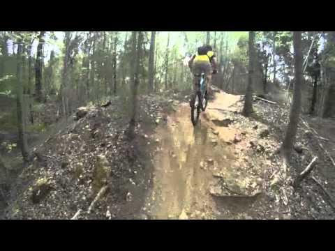 Mountain Biking Santos in Bellview / Ocala, Florida