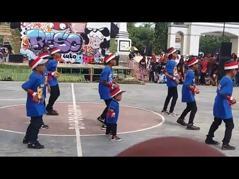 Keren - Penampilan Dance Kids Jaman Now di Acara 17-an