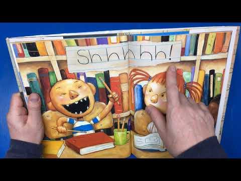 David Goes To School Kids Book Read Aloud Written by David Shannon