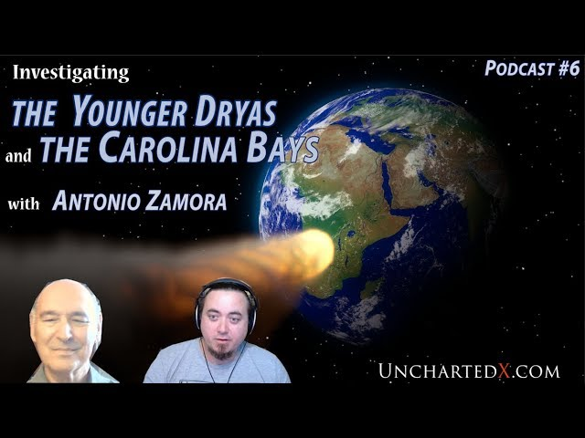 Evidence for Younger Dryas Cataclysm at the Carolina Bays - Interviewing Antonio Zamora - Podcast #6