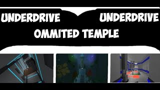 Underdrive Overdrive & Ommited Temple ft. BoonMoon RBLX + HolyCreeperman   ROBLOX FE2 Map Test