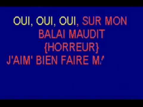 Karaoke fr - Le Splendid - La salsa du demon.MPG