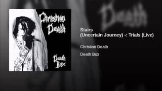 Stairs (Uncertain Journey) -: Trials (Live)