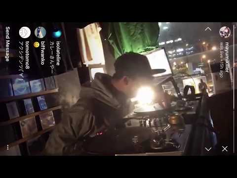 Gridwalk DJ Set at LOSER Osaka, Japan