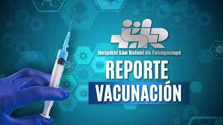 REPORTE VACUNACION HSRF CORTE 24 JUN