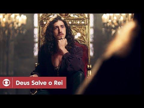 Deus Salve O Rei: capítulo 21 da novela, quinta, 1° de fevereiro, na Globo