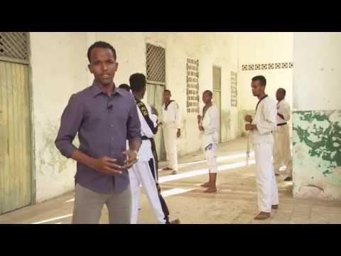 Somalia Taekwondo