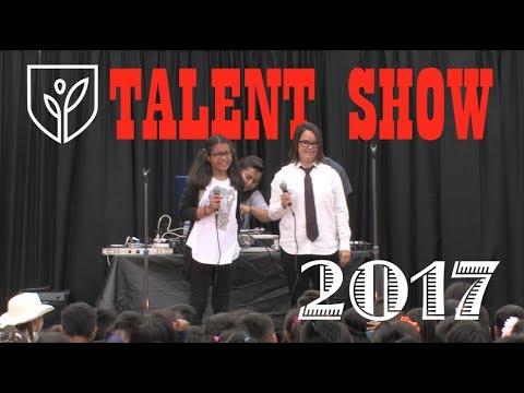 2017 Camino Nuevo Kayne Siart Talent Show