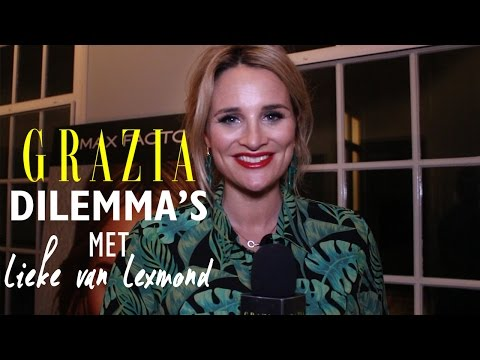 Dilemma's met Lieke van Lexmond