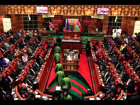 News Centre - 6th November 2017 - Kenyan Parliament set to resume sitting after October Polls