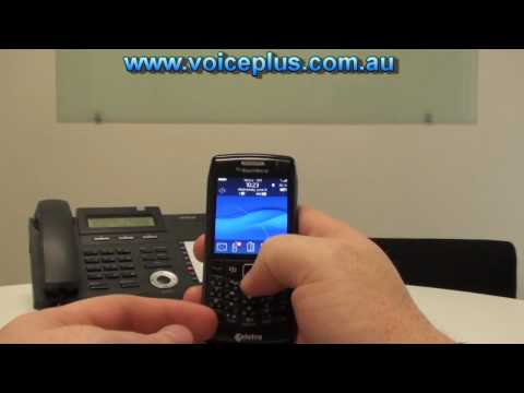 Blackberry Pearl 3G review - Pearl 2