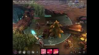 Vainglory, Koshka gameplay