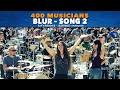 Song 2 - Blur - 400 Hungarian Musicians - Cityrocks Hungary - Szeged2018