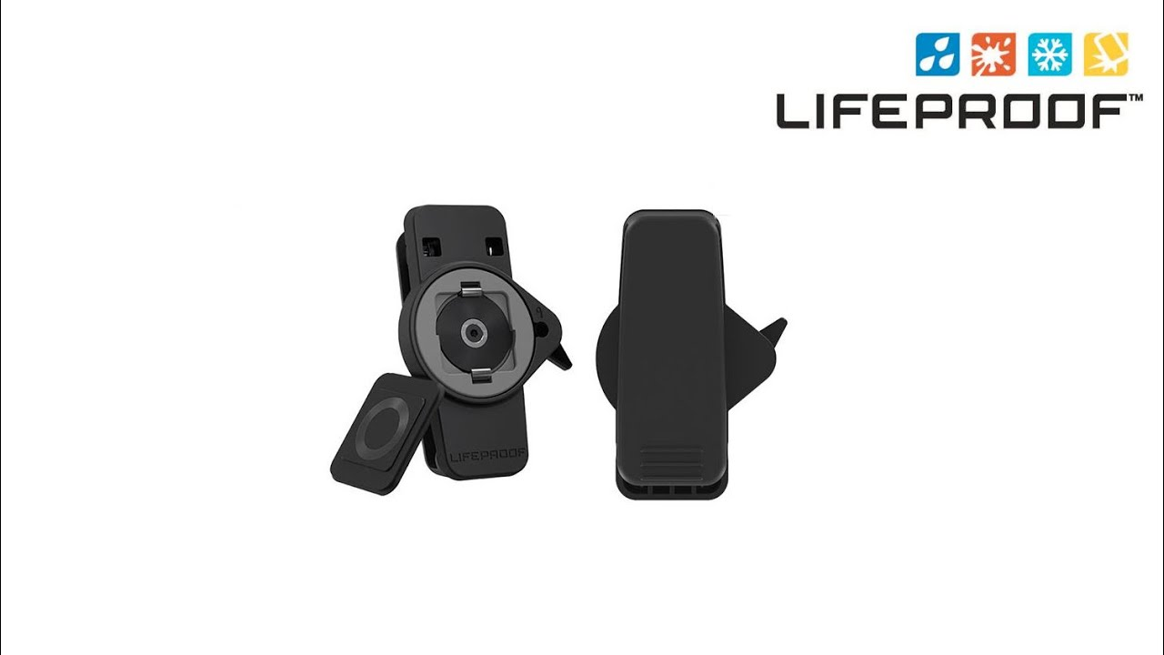 outlet store 27bab dbbf1 Lifeproof LifeActiv Beltclip Mount