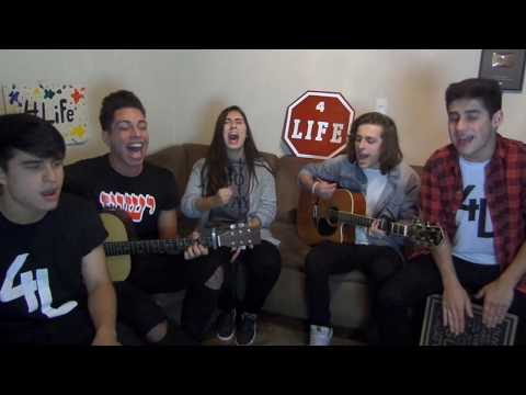 Thaiane Seghetto Feat. 4LIFE | Cover Uma coisa (Morada)