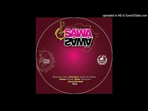 Shinsoman ft Ethaton B - mai mwana munogeza SAWA SAWA RIDDIM AUGUST 2017