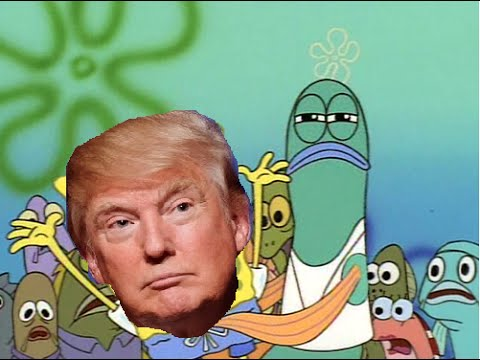 Spongebob - I Need A Small Loan Of A Million Dollars