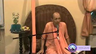 Бхагавад Гита 3.37 - Бхакти Ананта Кришна Госвами