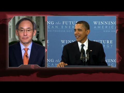 CNN: Energy Secretary Steven Chu 'President deserved his Nobel Prize'