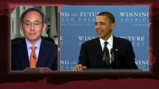 CNN: Energy Secretary Steven Chu 'President deserved his Nobel Prize' thumbnail