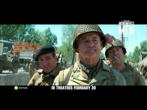 "The Monuments Men - Clip ""The Last Original Monuments Men"""