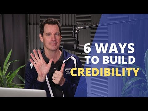 Public Speaking Credibility