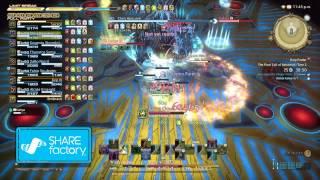 FINAL FANTASY XIV: A Real Reborn T11 SCH PoV (PS4)