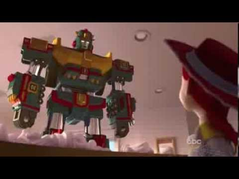 Transitron Clip from Toy Story of Terror