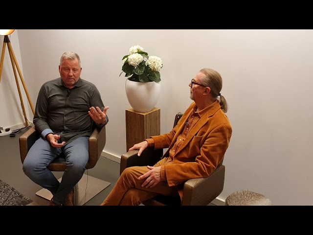 (Film nr. 134) Interview met John Slegers