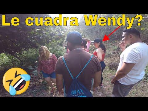 Wendy disimulá un poco😂 Ricos elotes con limon y sal. Caminata por la Laguna verde. Parte 5