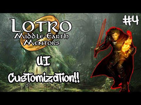 LOTRO UI Customization 2020   Middle-Earth Mentors #4  