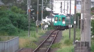 105系(SW008編成) 和歌山線 普通列車 和歌山行き 橋本入線